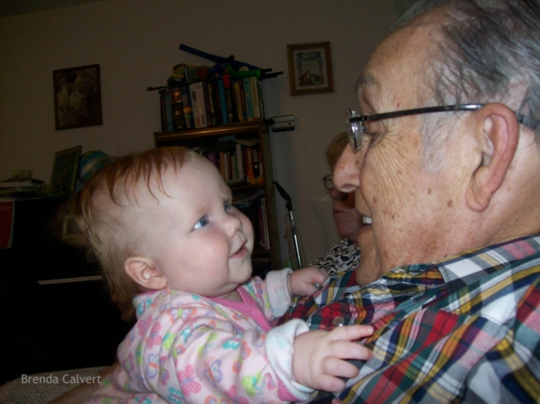 LUCY & DAD W. CREDITS