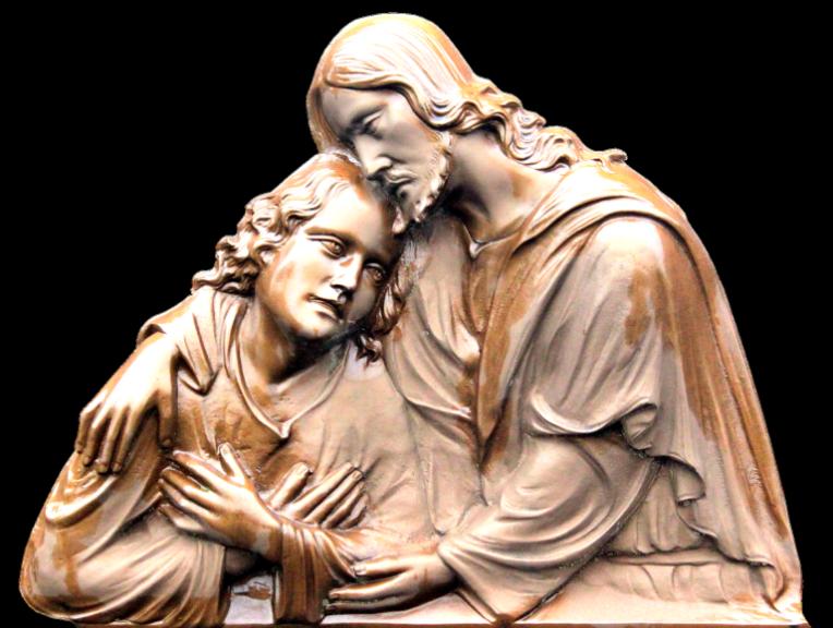 JESUS-CHILD MONUMENT